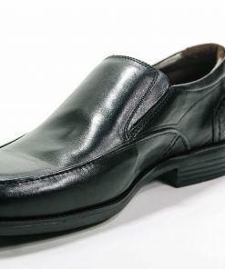 FLUCHOS 7996 Zapato de Hombre de Color Negro