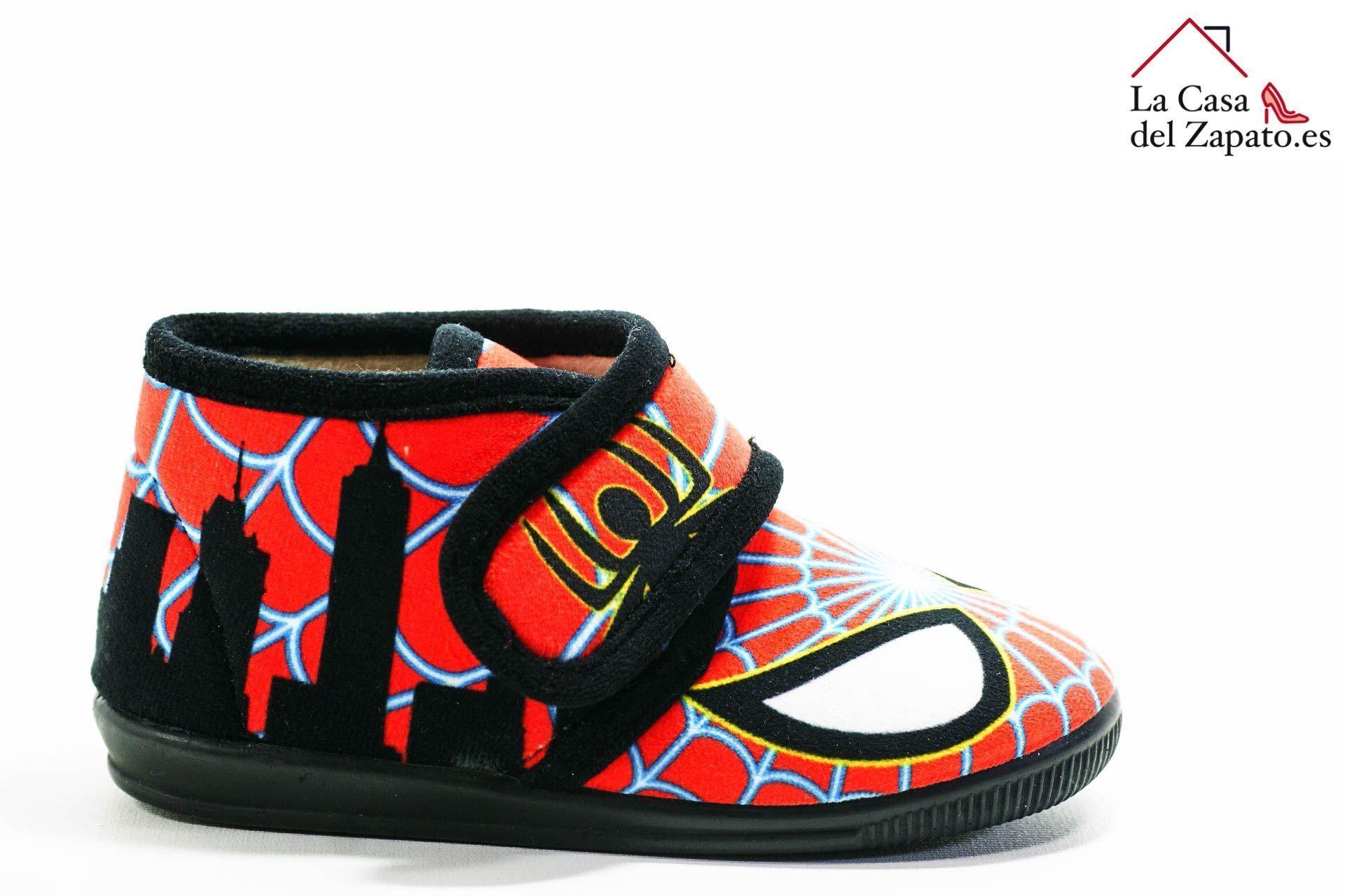 Botita de Casa Disney Spiderman