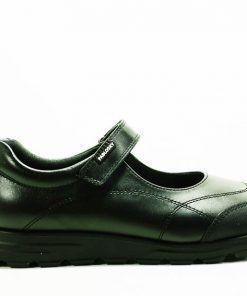 PABLOSKY 334210 Zapato Colegial de niña color Negro