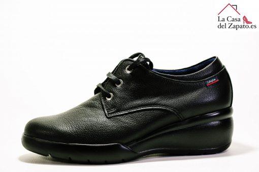 CALLAGHAN 25609 Zapato de Mujer de Color Negro