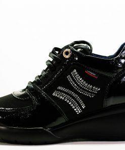 CALLAGHAN 25606 Zapato de Mujer de Color Negro