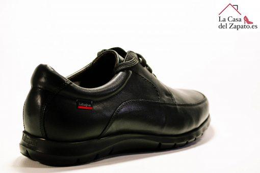 CALLAGHAN 81308 Zapato de Hombre de Color Negro