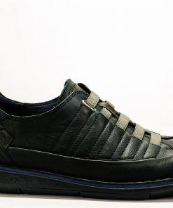 FLUCHOS F0703 Zapato de Hombre de Color Marino