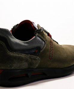 FLUCHOS F0657 Zapato de Hombre de Color Gris