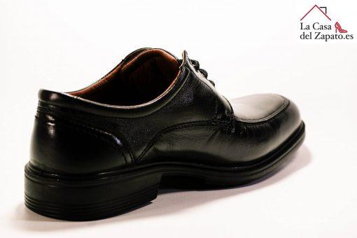 LUISETTI 28701 Zapato Confort Profesional de color Negro