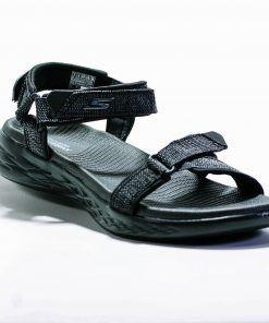 SKECHERS 15315 Deportiva para caminar de mujer color negro