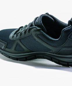 SKECHERS 52631 Deportiva para caminar de Hombre color negro