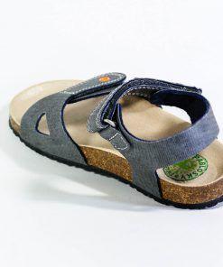 PABLOSKY 596510 Sandalia de Niño de color vaquero ceniza