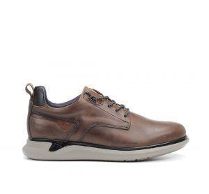 FLUCHOS F0966 Zapato de Hombre de Color Café