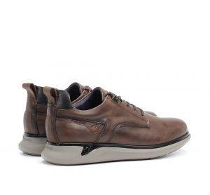 FLUCHOS F0966 Zapato de Hombre de Color Café 4