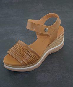 Sandalias Mujer de Piel Paula Urban